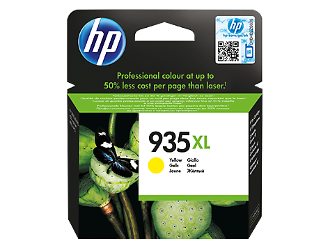 Cartus yellow nr. 935XL HP C2P26AE