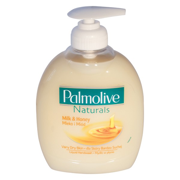 Sapun lichid PALMOLIVE Milk & Honey 300ml