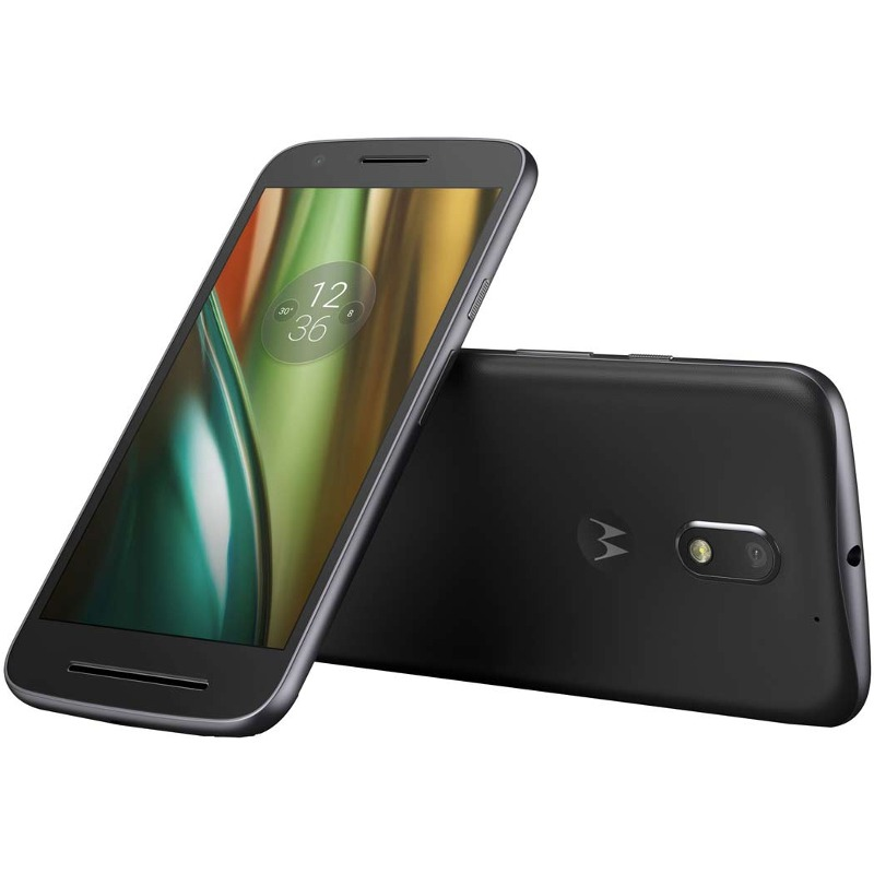Smartphone Lenovo Moto E3 Single Sim 8gb 1gb Ram 4g Black