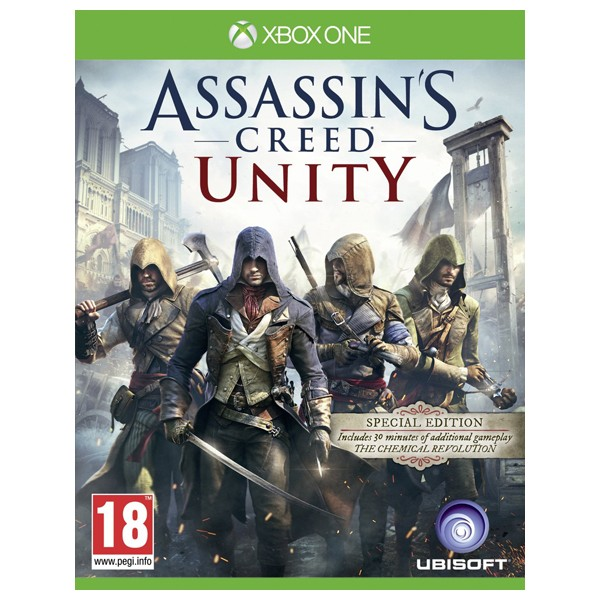 Assassin's Creed – Unity Special Edition Xbox One