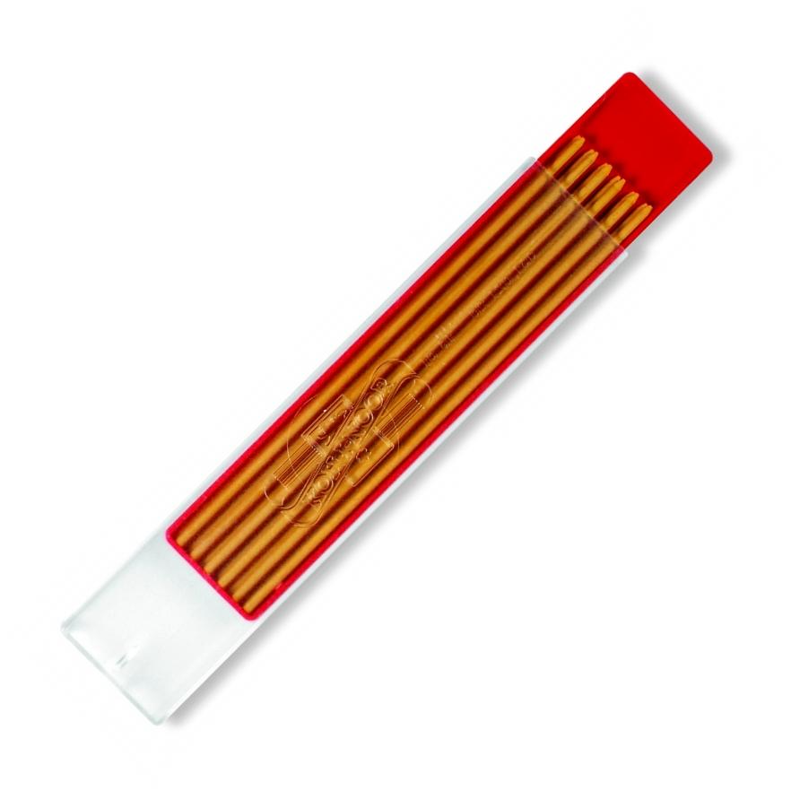 Mine pentru creion 2mm albastru 12 buc/etui KOH-I-NOOR