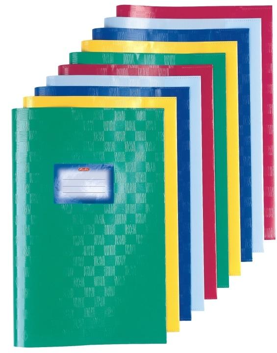 Coperta A4 PP diverse culori 10 buc/set HERLITZ