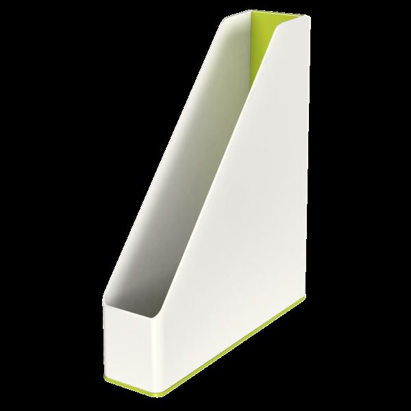Suport Vertical  Culori Duale  Verde Metalizat  Leitz Wow