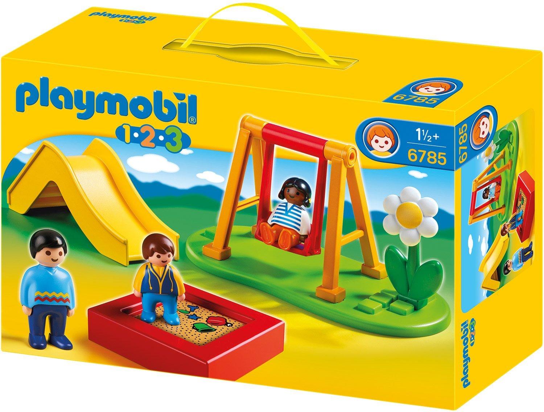 Loc de joaca pentru copii PLAYMOBIL 1.2.3