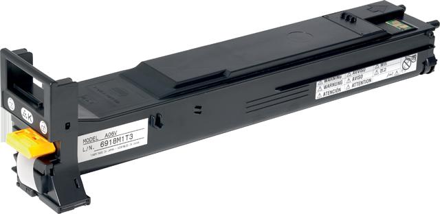 Toner  Black  Minolta Mc5500/5600