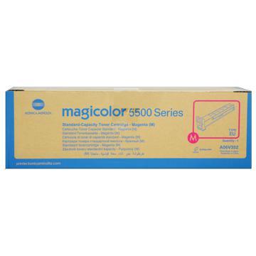 Toner  Magenta  Minolta Mc5550/5570