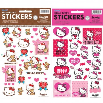 Sticker, PIGNA Hello Kitty