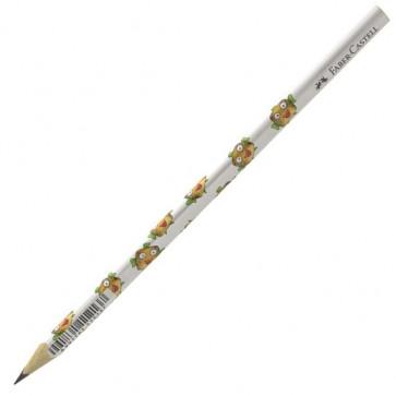 Creion cu mina grafit, B, diverse modele, FABER CASTELL Lumea Marina