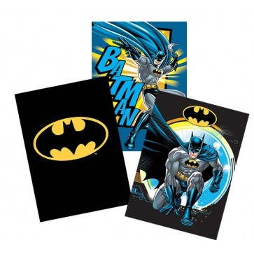 Caiet A5, 48 file, dictando, PIGNA Premium Batman