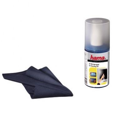 Gel curatare, LCD/plasma, laveta, HAMA
