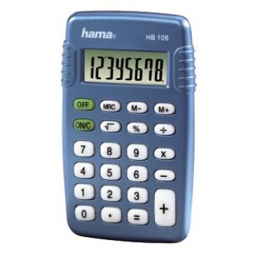 Calculator de birou, 8 digiti, HAMA Home HB 108