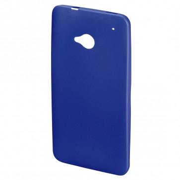 Carcasa ultra slim, HTC One, albastru, HAMA