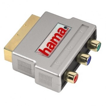 Adaptor, Scart out, HAMA