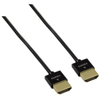Cablu, HDMI, ultrasubtire, 1.5m, HAMA