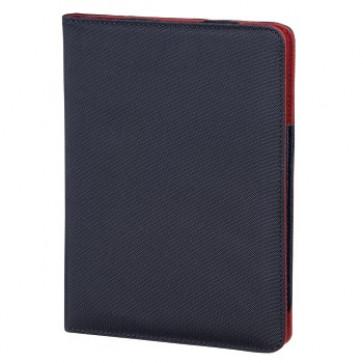 Husa iPad 5, albastru/rosu, HAMA Lissabon