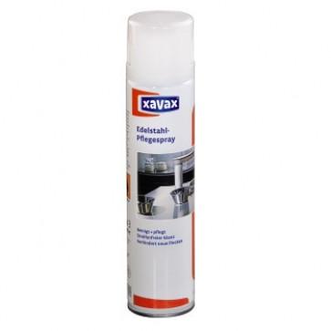 Spray curatare, suprafete inox, XAVAX