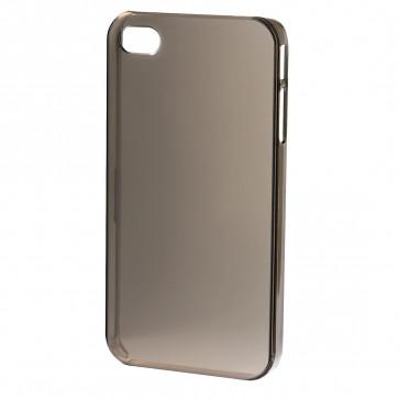 Carcasa iPhone 5, gri, HAMA Crystal