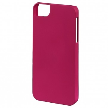 Carcasa iPhone 5, roz, HAMA Rubber