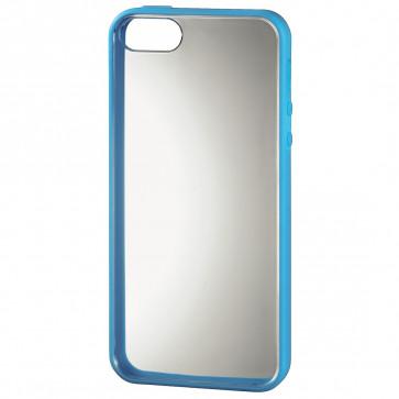 Carcasa iPhone 5, bleu, HAMA Frame