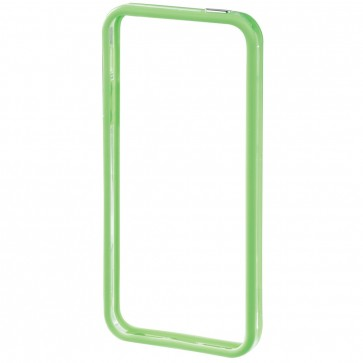 Rama iPhone 5/5s, verde/transparent, HAMA Edge