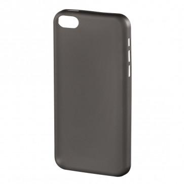 Carcasa ultra slim, iPhone 5c, negru, HAMA