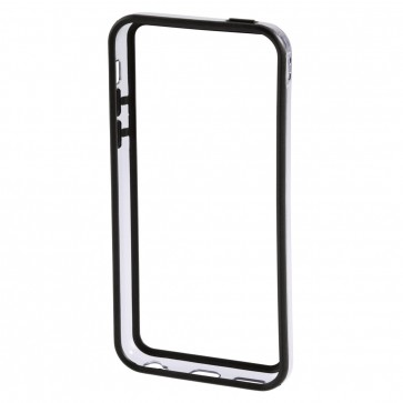 Rama iPhone 5c, negru/transparent, HAMA Edge