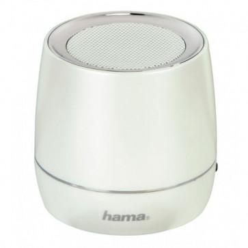 Speaker portabil pentru smartphone HAMA, White