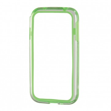 Rama Samsung Galaxy S4, verde, HAMA Edge