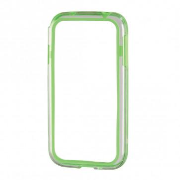 Rama protectie, Samsung Galaxy S4 mini, verde, HAMA Edge