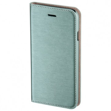 Husa Flip Cover pentru iPhone 6 Plus, HAMA Booklet Case, Khaki