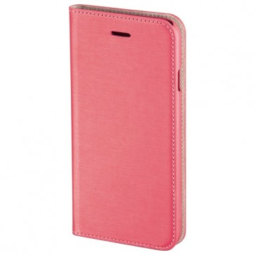 Husa Flip Cover pentru iPhone 6 Plus, HAMA Slim Booklet, Pink