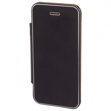 Husa Flip Cover pentru iPhone 6 Plus, HAMA Diary Case, Black