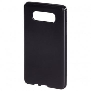 Carcasa de protectie pentru Samsung Galaxy A5 HAMA Crystal, Black