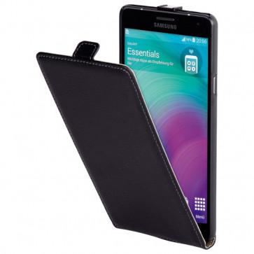 Husa Flip Cover pentru Samsung Galaxy A7 HAMA Smart, Black