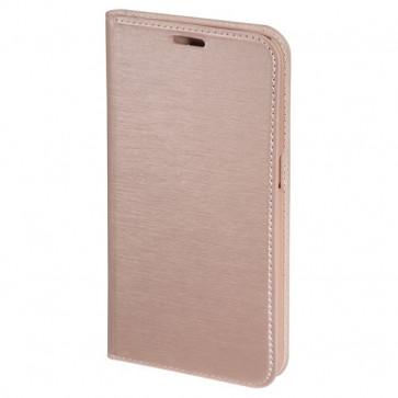 Husa Flip Cover pentru Samsung Galaxy S6, HAMA Slim Booklet, Powder