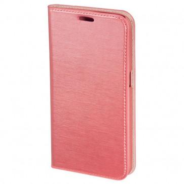 Husa Flip Cover pentru Samsung Galaxy S6, HAMA Slim Booklet, Papaya