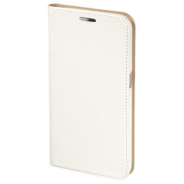 Husa Flip Cover pentru Samsung Galaxy S6 HAMA Slim, White