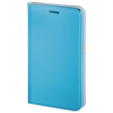 Husa Flip Cover pentru Samsung Galaxy S6, HAMA Slim Booklet, Royal Blue