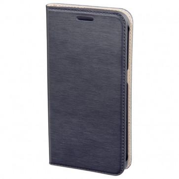 Husa Flip Cover pentru Samsung Galaxy S6 Edge, HAMA Booklet Case, Navy