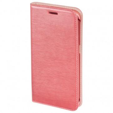 Husa Flip Cover pentru Samsung Galaxy S6 Edge, HAMA Booklet Case, Papaya