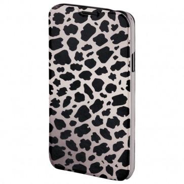 Husa Flip Cover pentru Samsung S5 Neo, HAMA Wild Leo Booklet, Grey