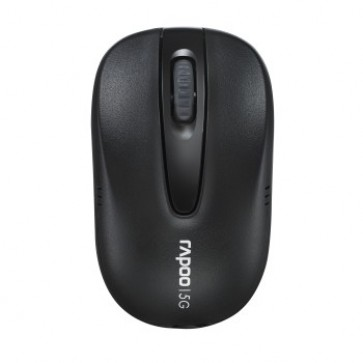 Mouse optic, wireless, negru, RAPOO 1070P