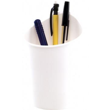 Suport pentru instrumente de scris, alb, FELLOWES Green2Desk