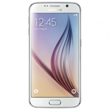 Smartphone SAMSUNG GALAXY S6, 64GB, 4G, White