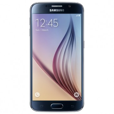 "SAMSUNG Galaxy S6, 5.1"", 16MP, 3GB RAM, 4G, Octa-Core, 64GB, Black"