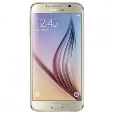"SAMSUNG Galaxy S6, 5.1"", 16MP, 3GB RAM, 4G, Octa-Core, 64GB, Gold"