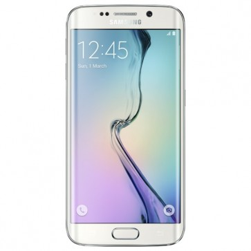 "SAMSUNG Galaxy S6 Edge, 5.1"", 16MP, 3GB RAM, 4G, Octa-Core, 64GB, White"