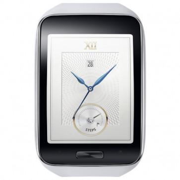 Smartwatch, White, SAMSUNG Gear S
