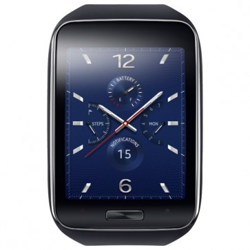 Smartwatch, Black, SAMSUNG Gear S