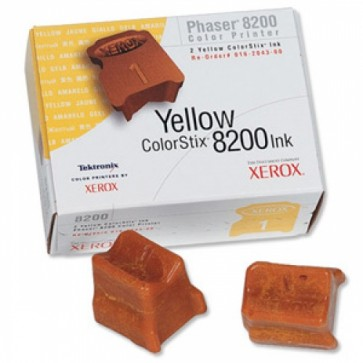 Cartus, yellow, XEROX 016204300